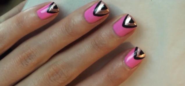 Easy Nail Art 1