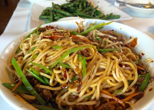 Shanghai 46-the meal