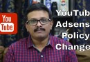 YouTube Demonetization 2018 India | Adsense Policy Change 2018