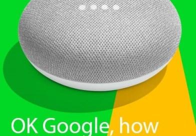 talkingStuff Google Mini Giveaway [India Only]