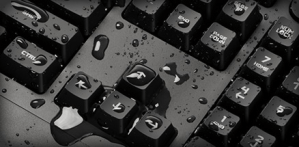 Logitech g213 prodigy gaming keyboard water resistant