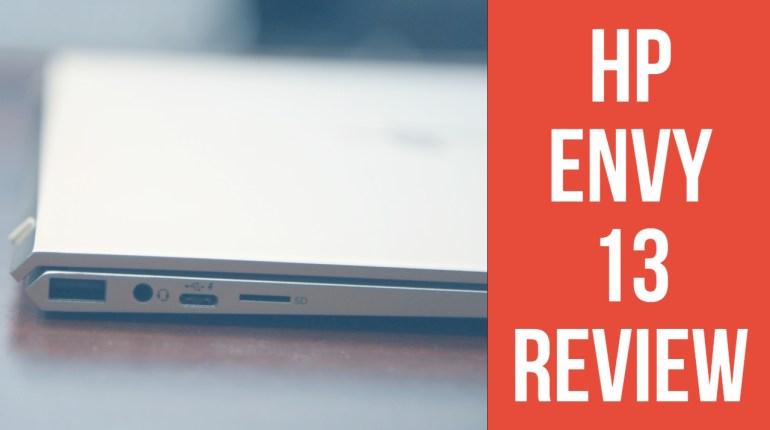 HP Envy Laptop thumbnail