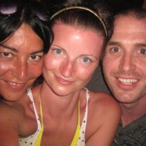 Me, Melody and Doyle, Thailand 2010