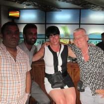 Kurt, Pubbs, Me and Mark