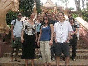 My TEFL Course-Mates
