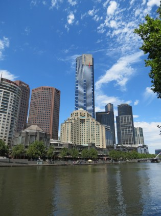 Melbourne by Day