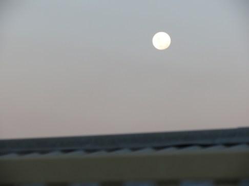Moon over Morphett Vale