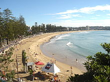 Source: http://en.wikipedia.org/wiki/Manly_Beach