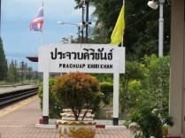 Prachuap Khiri Khan Railway Station