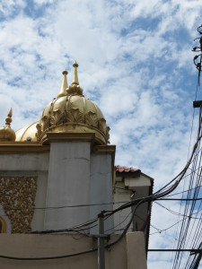 Gurdwara Sri guru Singh Sabha Sikh Temple, Pharuhat, Bangkok