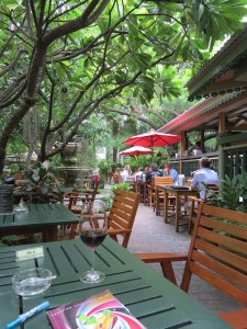 Hemingway's, Bangkok