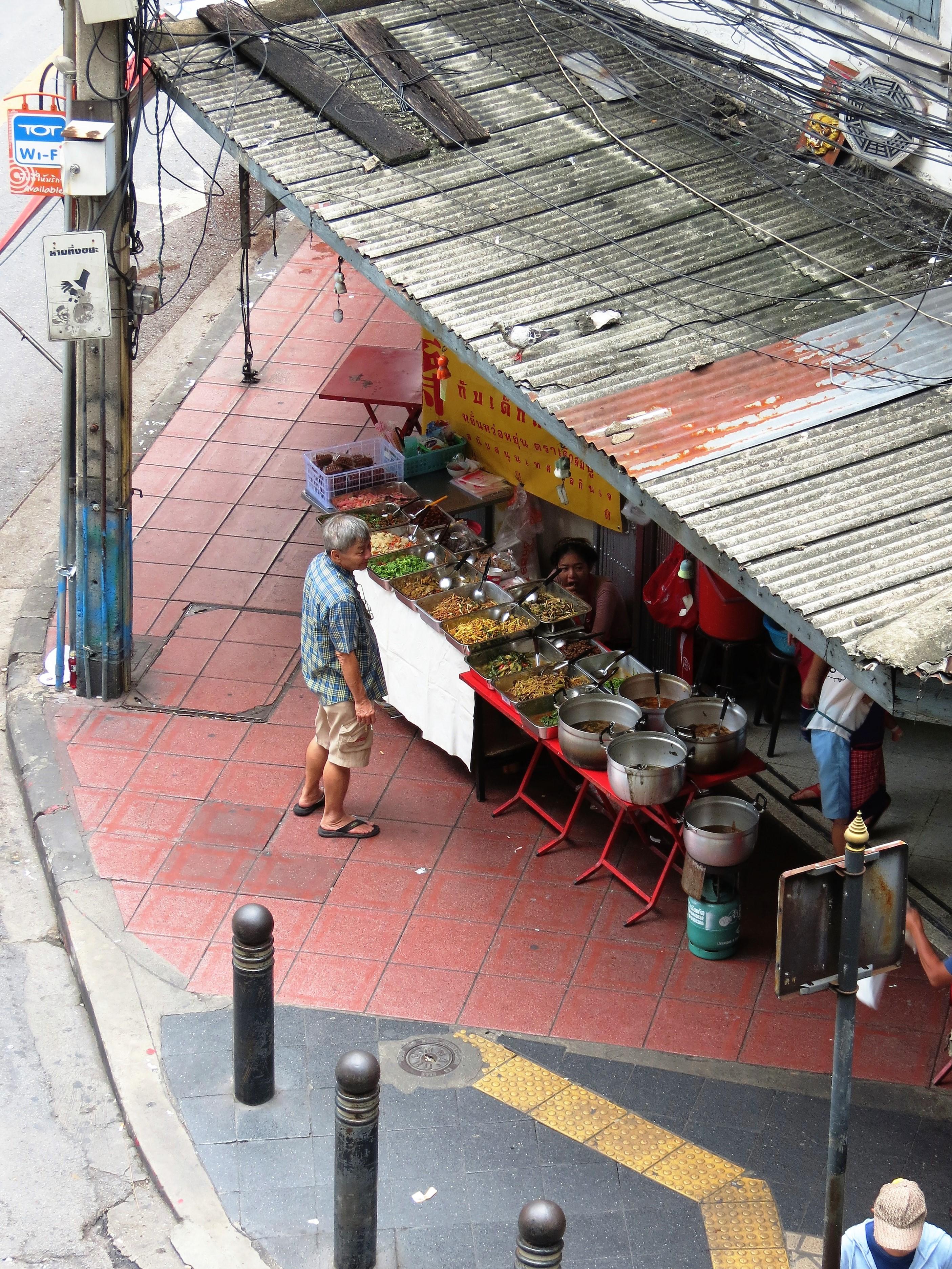 Street Life, Bangkok