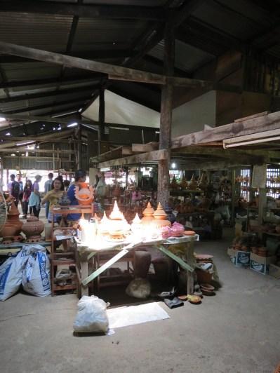 Pottery Workshop, Koh Kret