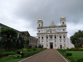 Church & Convent of St Cajetan, Old Goa