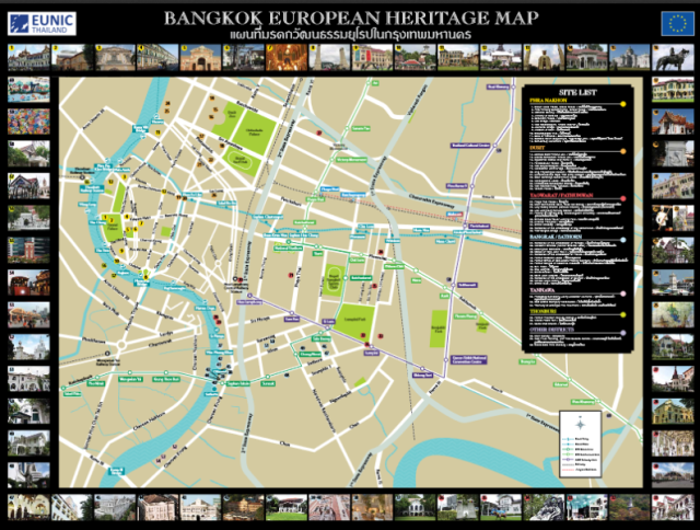 On The Trail of Bangkoks European Heritage