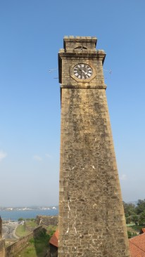 Clocktower at Galle