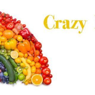 Crazy Food Tag