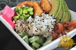 Lazy Sushi Fishbowl