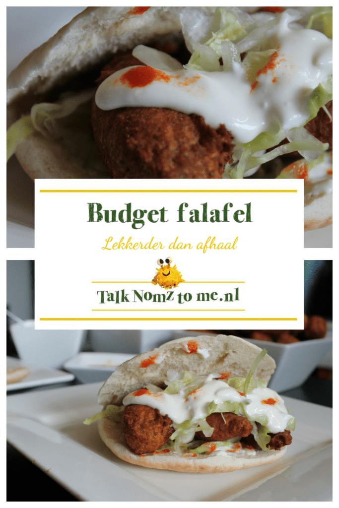 Budget falafel | TalkNomzToMe.nl