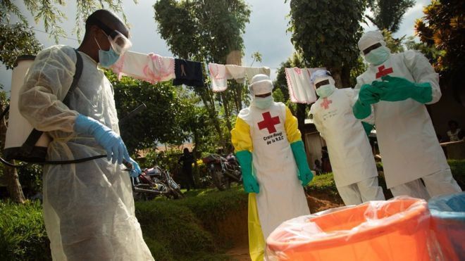 Fresh Ebola outbreak recorded in DR Congo – Talk of Naija