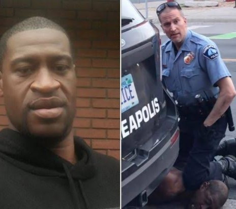 Derek Chauvin, the officer involved in the death of George Floyd, has been arrested and charged with 3rd degree murder – Talk of Naija