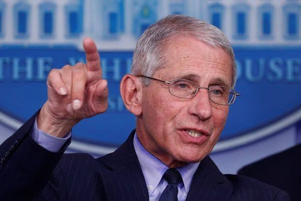Fauci explains why a vaccine by end of year is 'aspirational' – Talk of Naija