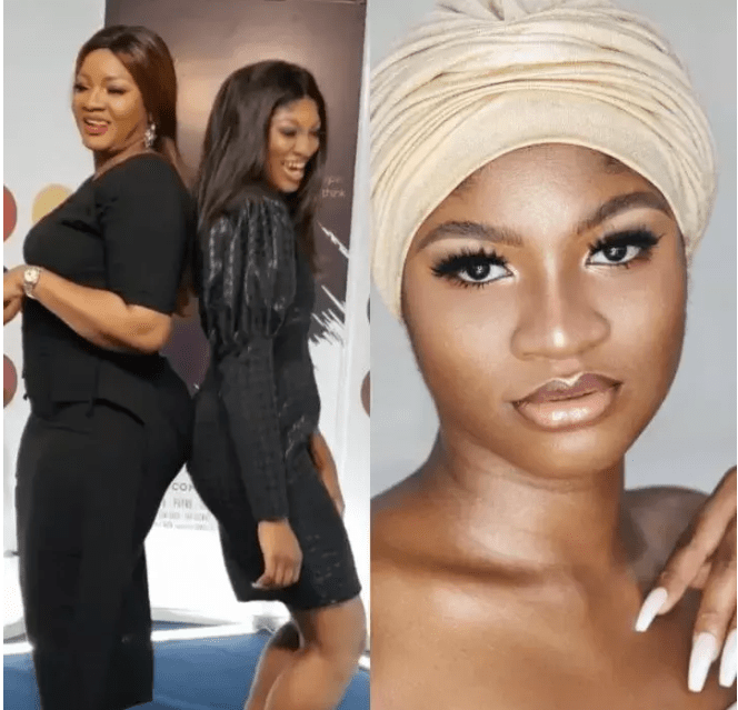 Actress, Omotola Ekeinde reveal how her first daughter almost died 22 years ago – Talk of Naija