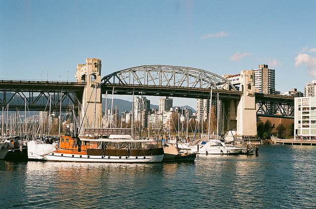 Vancouver, courtesy of Colby Stopa via Flickr.