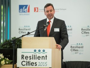 Resilient Cities 2015: Opening Plenary Foto: Barbara FRommann