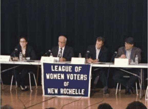 Rachel Relkin, Vincent Malfetano, Todd Kern, and James O'Toole