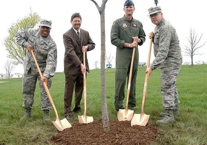 Arbor Day Tree Planting Friday, April 29