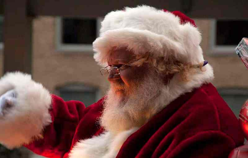 The American Legion Post 8 1st Annual Christmas Party & Photos With Santa