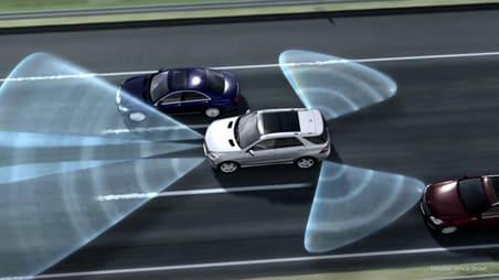 Current Model Mercedes-Benz SUVs Offer Active Blind Spot Assists