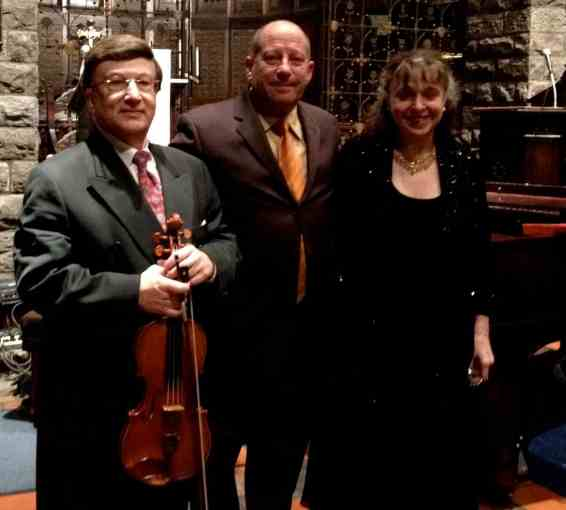 Library Presents Chamber Concert by Con Brio Ensemble