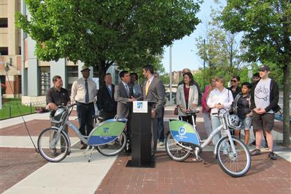 City of New Rochelle Celebrates Bike to Work Day May 20