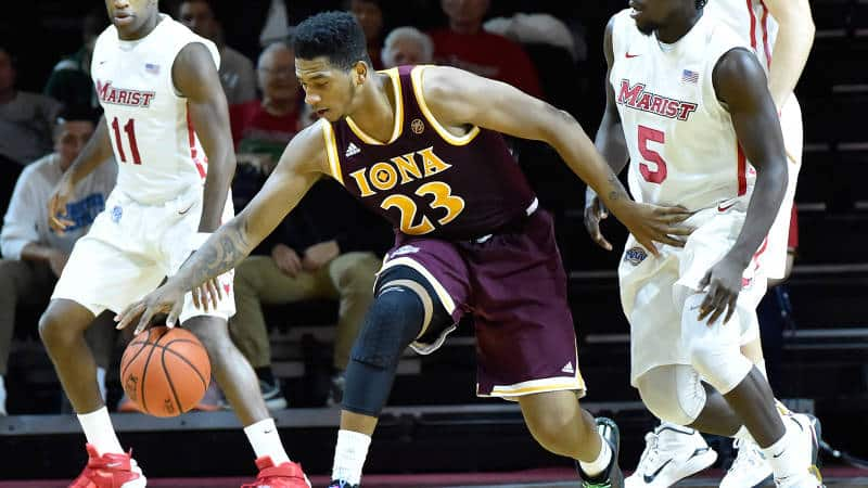 Iona MBB Breaks The Century Mark Again In Win At Marist