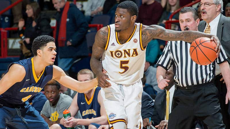 Iona MBB Downs Canisius 73-55 In MAAC Quarterfinal