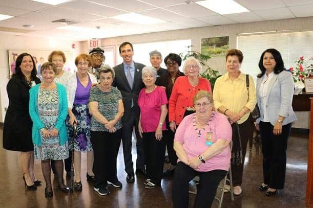 Senior Citizen Volunteer Appreciation Luncheon