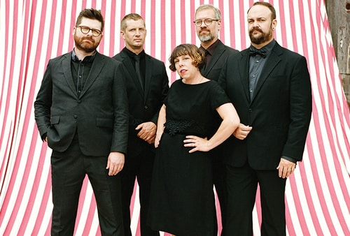 The Decemberists Coming to Westchester