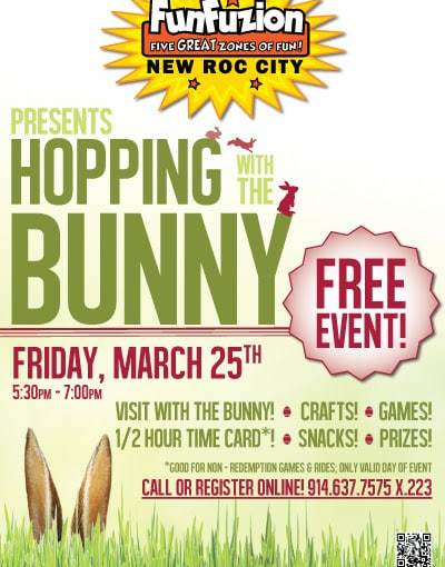 Hopping with the Bunny