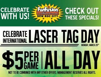 Celebrate International Lazer Tag