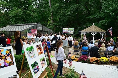Barnard host 9/11 memorial ceremony