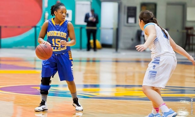 Women's Basketball Goes 2-1 at Monroe College Invitational.jpg