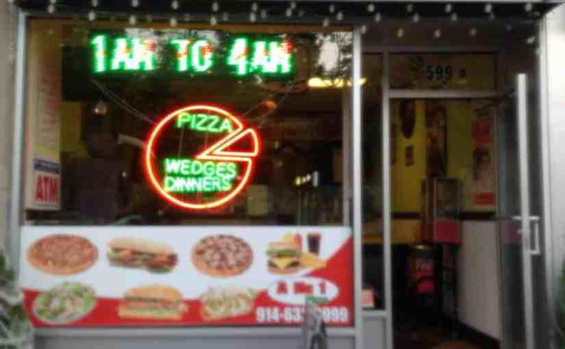 Taste of the Sound: A No 1 Pizza