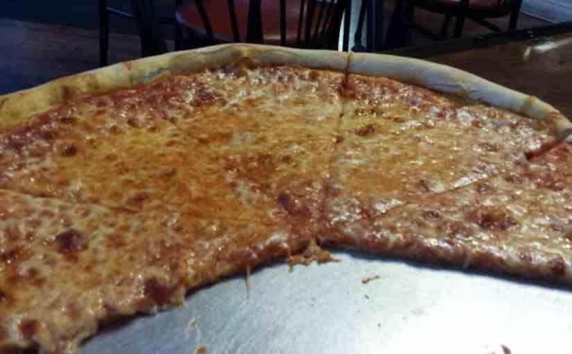 Taste of the Sound: Alfredo's Pizza Cafe