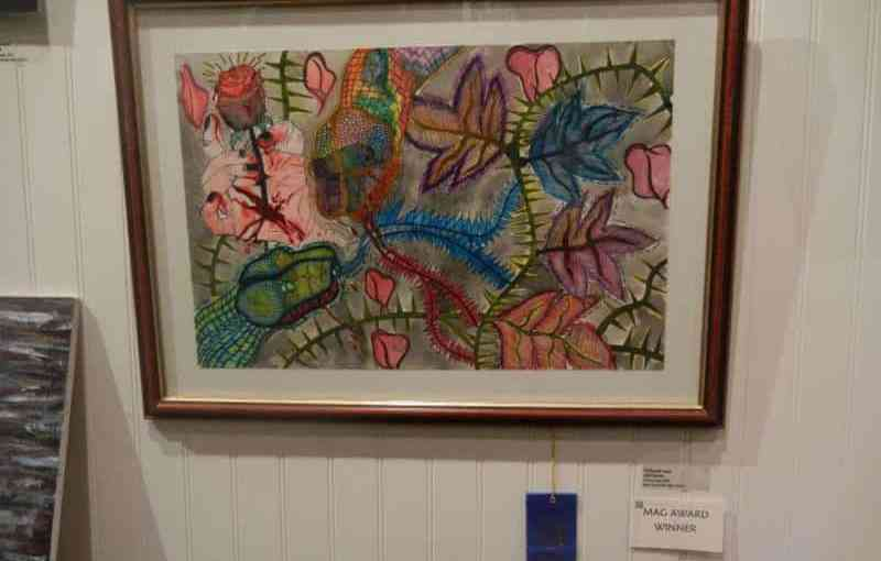 Students Honored by Mamaroneck Artists' Guild