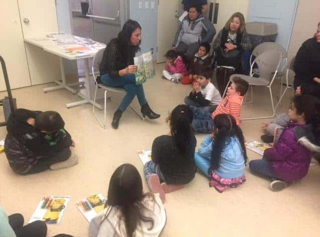 Parents Learn to Model Classroom Reading