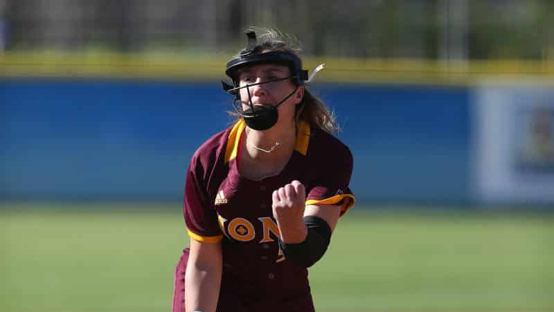Iona Softball Sweeps Day Two of Pirate Invite.jpg
