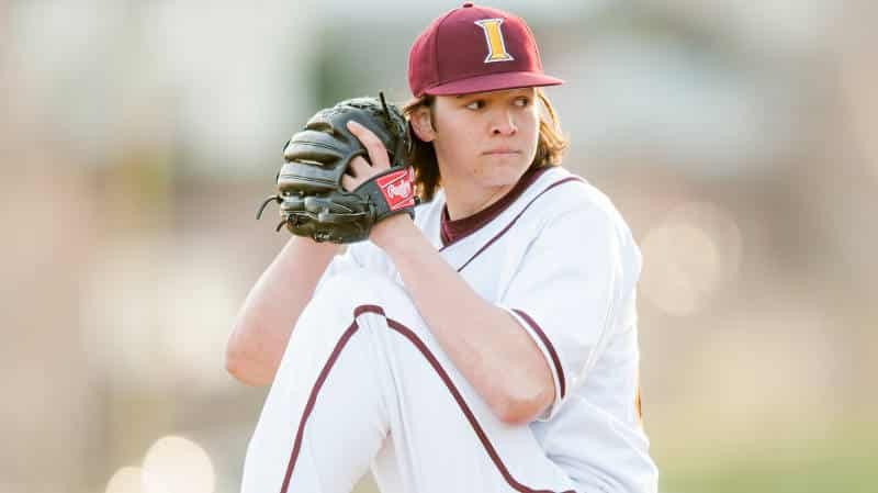Maier Starts, Finkel Closes Out 4-1 Victory for Baseball at UNC Asheville to Open Series.jpg