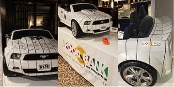 Raffle for One-of-a-Kind, Autographed New York Yankees 'Ride On' Car to Raise Funds for Food Bank for Westchester